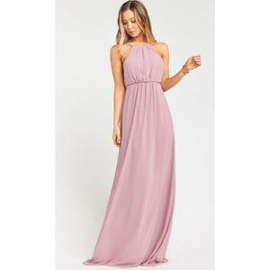 Show me your Mumu Amanda Maxi Dress Extra Large